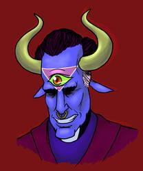 Taurus Ex Machina by Gouacheman
