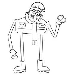 Quick Sketch 01 by Gouacheman
