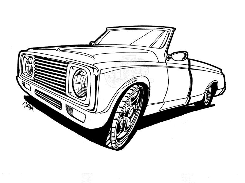 u0026 39 71 chevy blazer  u0026 39 convertible u0026 39  by scottie32 on deviantart