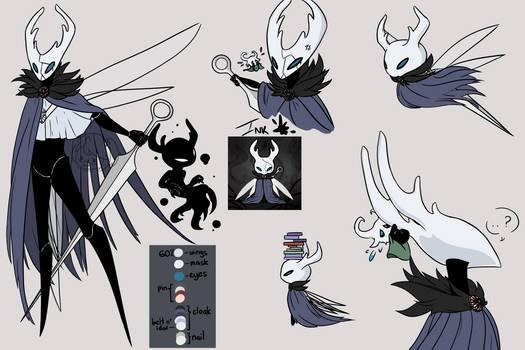 [Art Ref - Hollow Knight] Varris