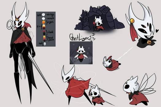 [Art Ref - Hollow Knight] Rift