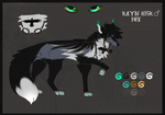 Kaydi ref sheet by hioming