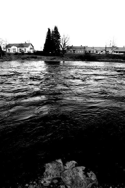 Calm Rapids by DeviantPunisher