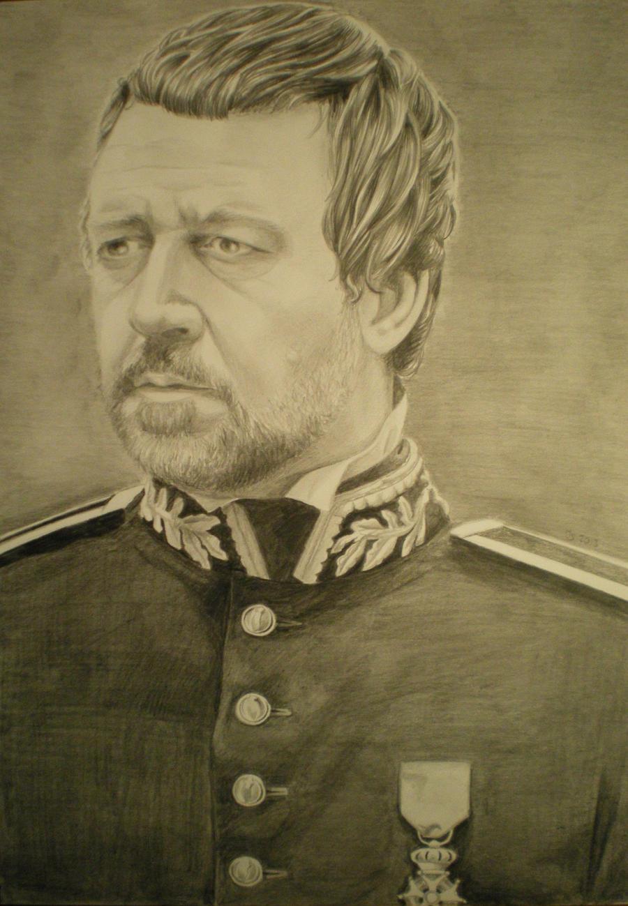 Inspector Javert by Diarmaida