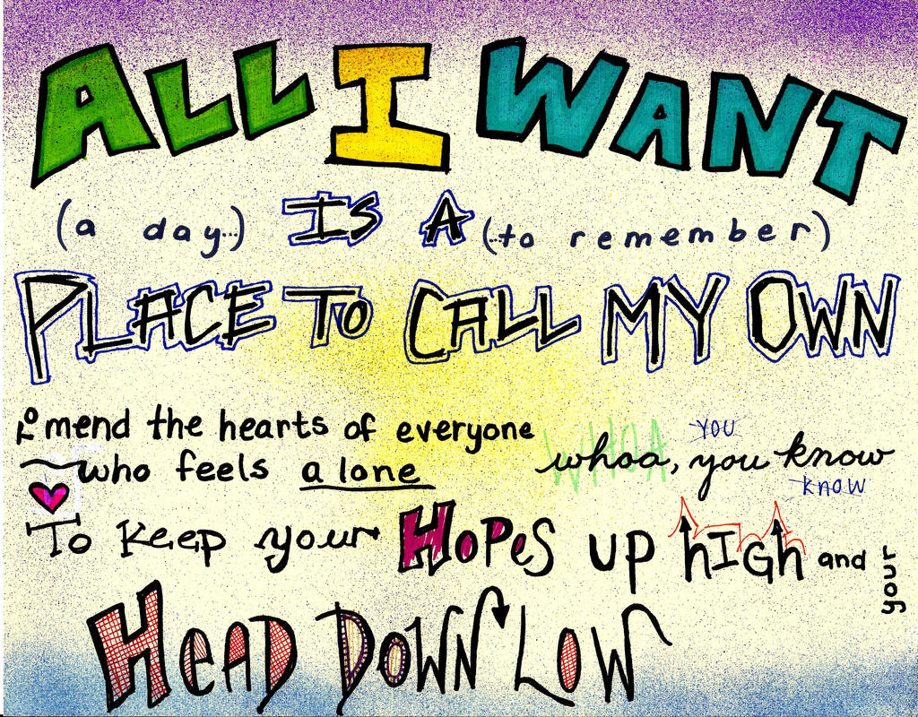 A day to remem   A Day To Remember Lyric Quotes
