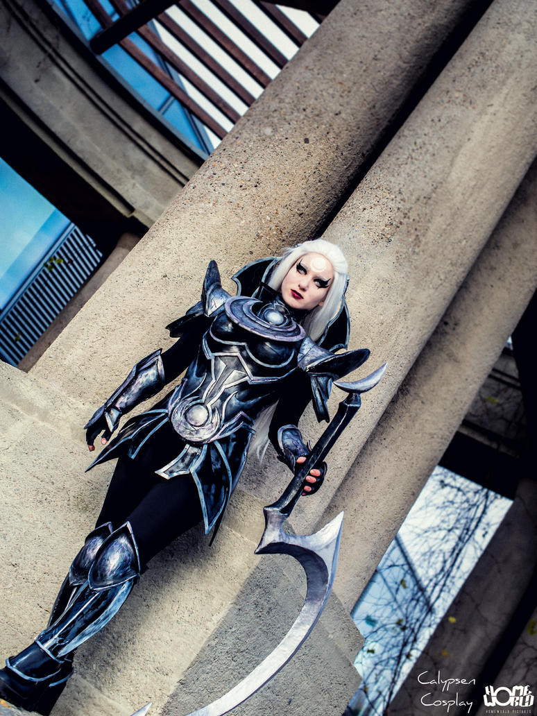 Diana from League of Legends cosplay by Calypsen by ...