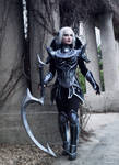 Diana from League of Legends cosplay by Calypsen