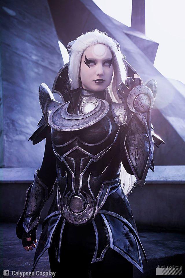 Diana from League of Legends by Calypsen on DeviantArt