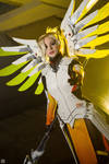 Mercy from Overwatch by Calypsen