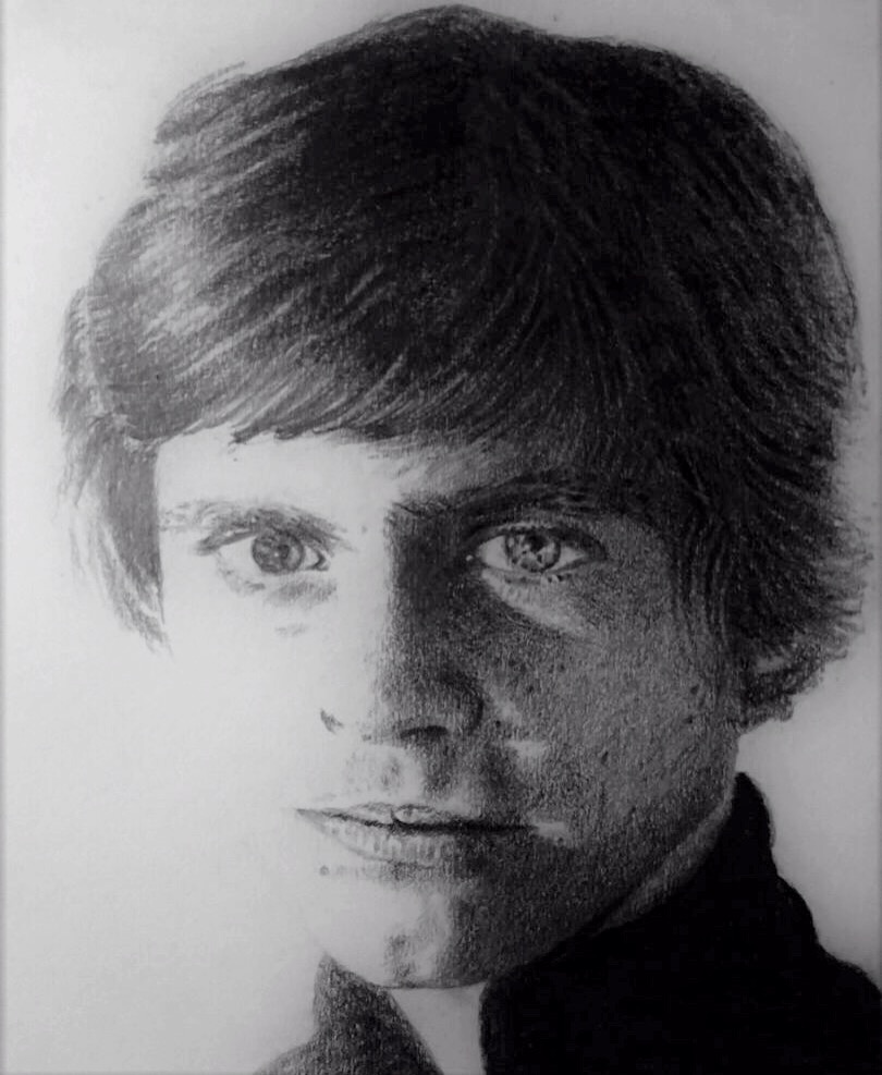 Luke Skywalker by chrisbaggott