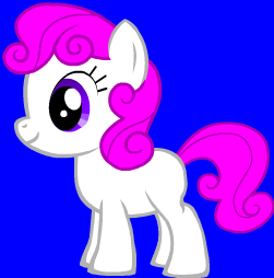 Candy -Filly OC- by catgirl2010