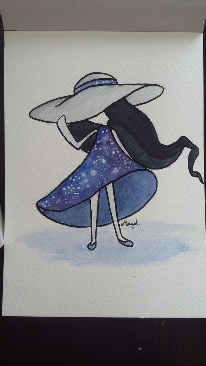 Some simple watercolor by PinkShooter-chan