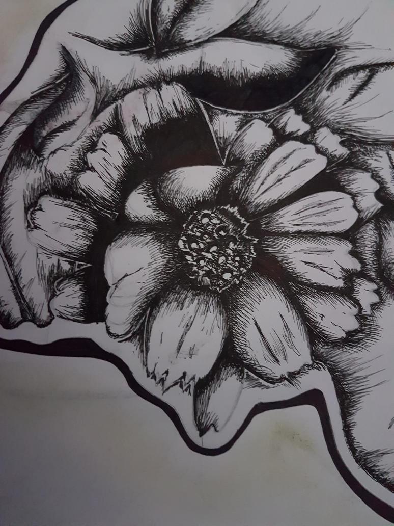 Flower by batdragonpurple