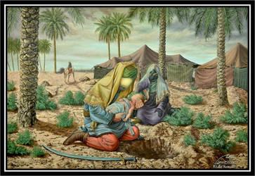 Abdallah by refuseniks
