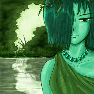 Greenish by Desleane