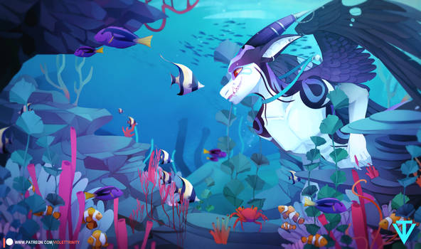 [Commission] Sea Life