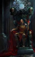 The Crimson King by IraMelanox