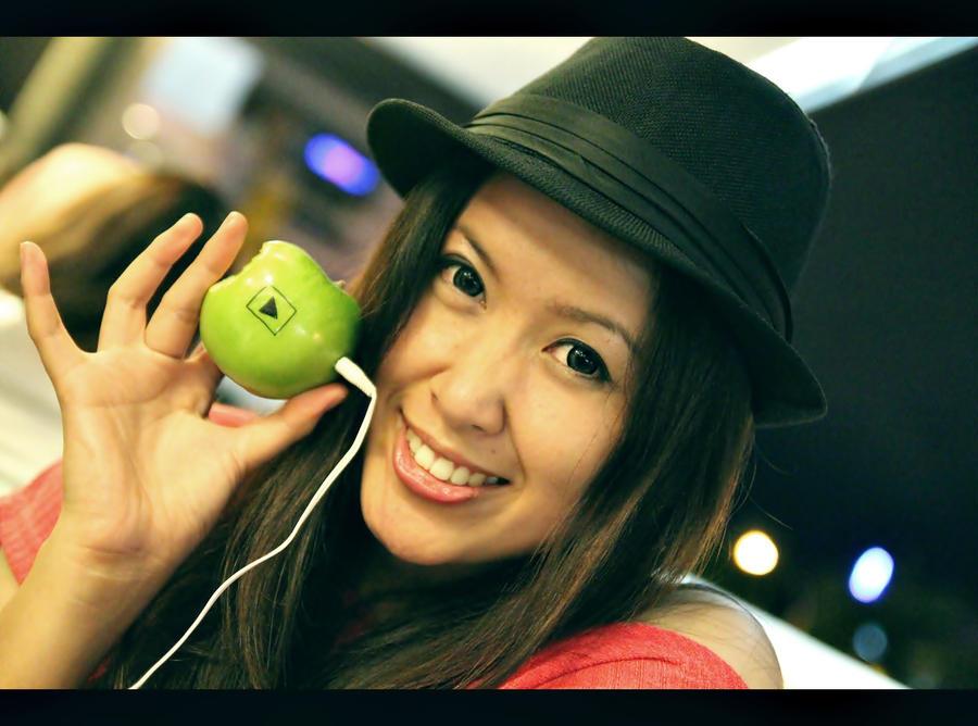 Apple Ipod DA ID by aviebunny