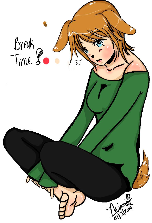 BreakTime! by Frey123