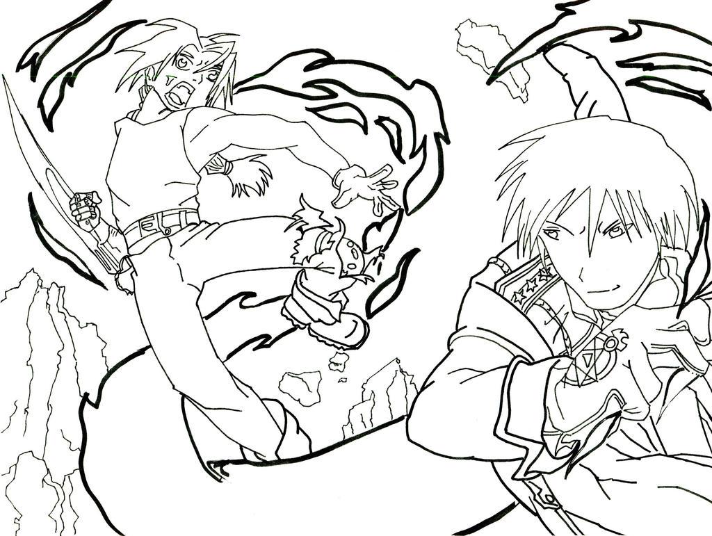 Fullmetal Alchemist by azuregundam