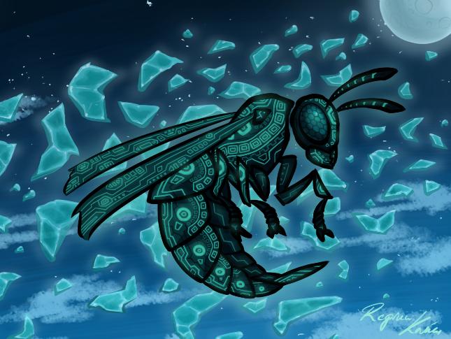 The ThunderWasp by WaspCarcass