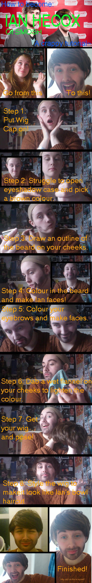 How to become Ian Hecox. A crappy tutorial by MellowShark