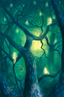 Tree of life by Arkel666
