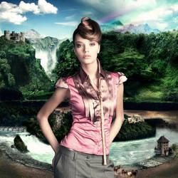 Kate in Wonderland