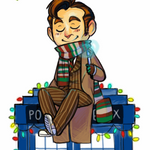 DW: Doctor Christmas by cocokat