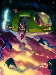 Space Seeding by cocokat