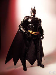 Batman Begins Action Figure by P2Pproductions