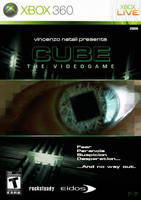 CUBE The Videogame - Fan Cover by P2Pproductions