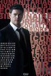 Karl Urban Batman TV Series - Fan Poster