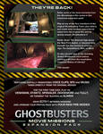 Ghostbusters VG Expansion Pack - Fan Poster