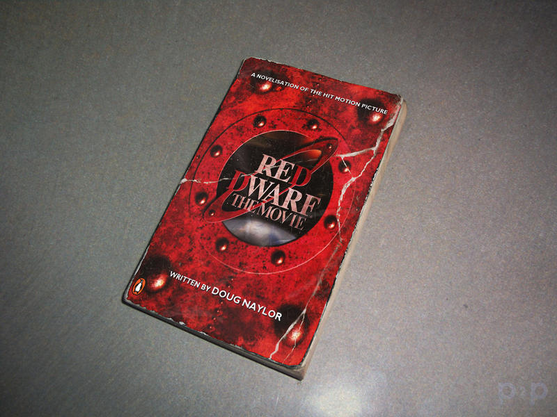 Red Dwarf The Movie - Novel by P2Pproductions