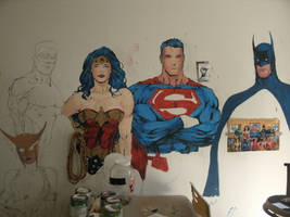 Wall mural 2 by morgoththeone