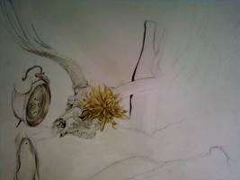 Skull Still by morgoththeone