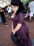 Steampunk costume Otakon 2011
