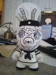 psycho doughboy munny