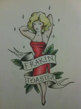 tattoo flash bsg style