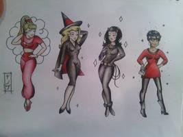 sailor jerry style ladies