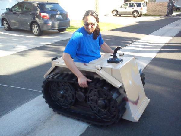 Attrayant AVGN Movie: The Tank Chair 2 By CreatureGirl ...