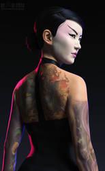 Geisha 2099