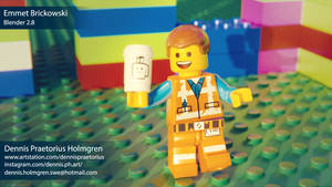 The Lego Movie - Emmet Brickowski