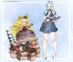 COM - Sweet duelist