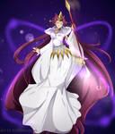 COM - Galaxy Queen by AliceKuroCross
