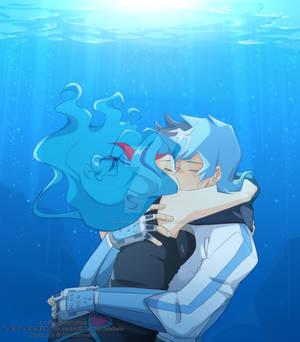COM - Blue love