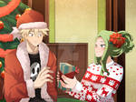 COM - Merry Christmas Bakugo