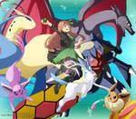 COM - Pokemon Team