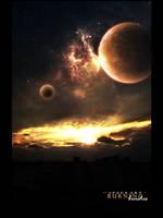Space Art by dzarus